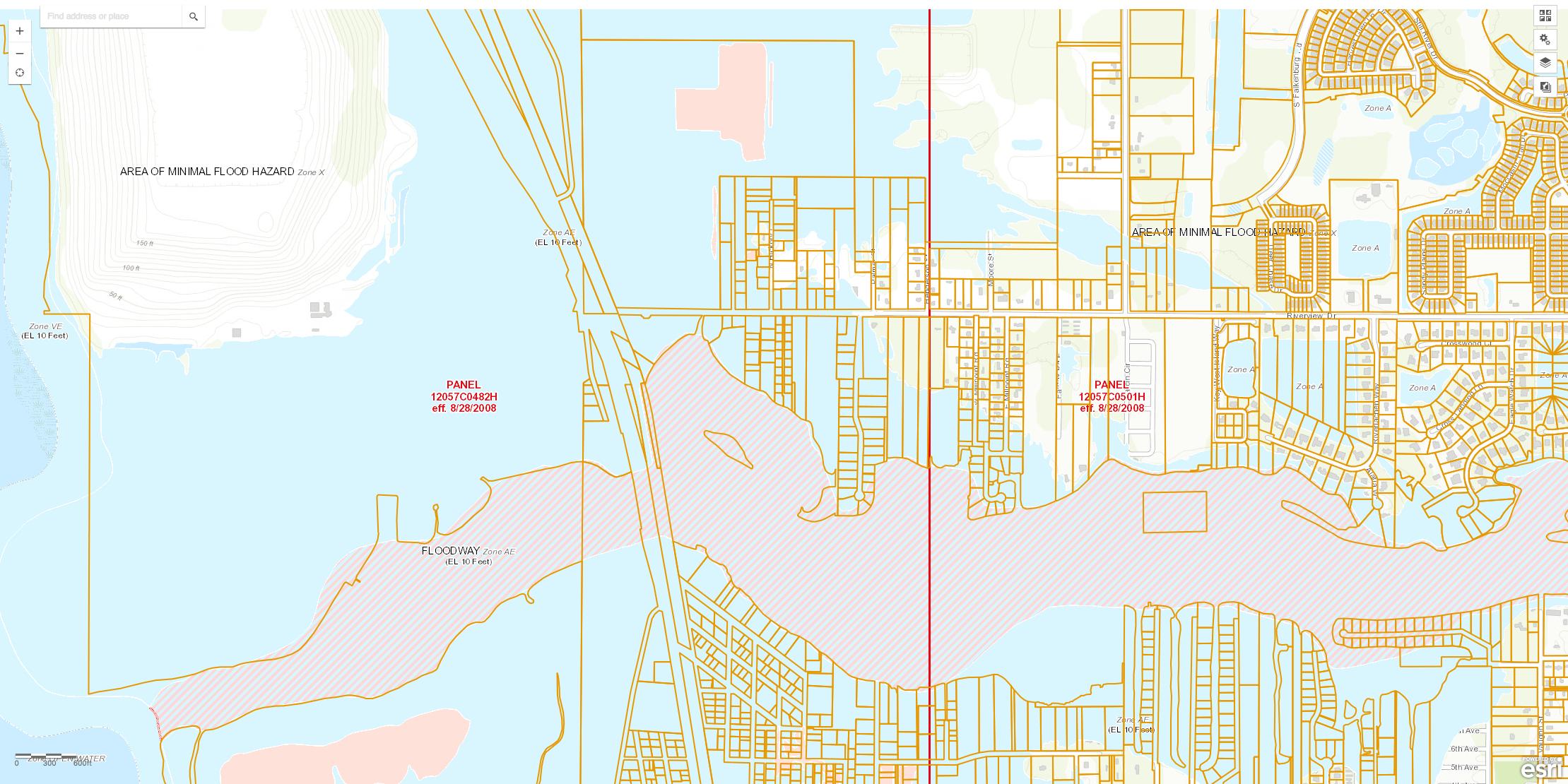 Be Smart Land Audit - FEMA 100 Yr Flood Zones - Be Smart Land Audit